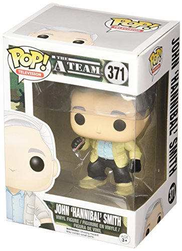 Funko Pop Tv  A Team   Hannibal Action Figure