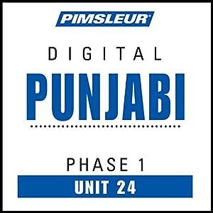 Punjabi Phase 1, Unit 24 Audiobook
