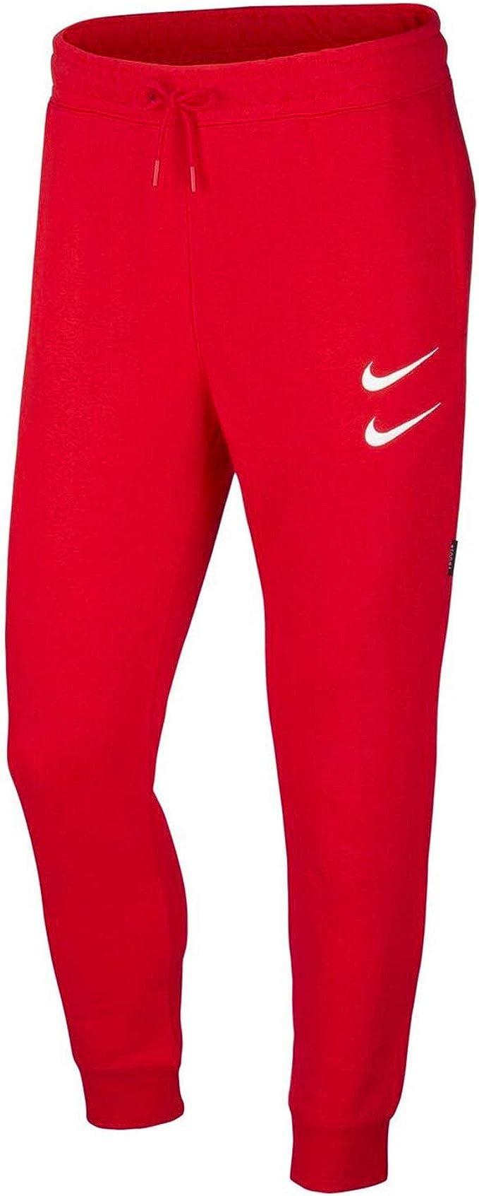 Amazon.com: Nike Double Swoosh Joggers Mens Pants CJ4869-657 ...