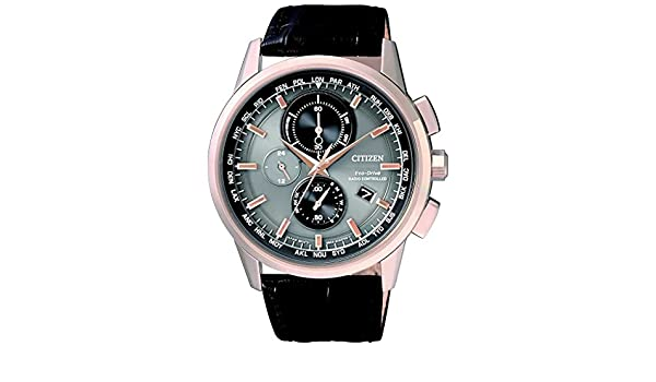 Amazon.com: RELOJ CITIZEN ECO-DRIVE AT8113-12H CRONO HOMBRE R/C H804: Watches