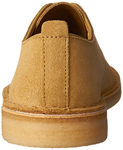 Clarks Mens Desert London Oxford Shoe Maple jOBd0v