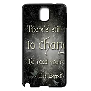 Led Zeppelin Band Poster Hard Plastic phone Case Cover For Samsung Galaxy NOTE3 Case Cover ART152440