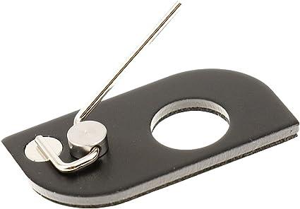 Jagd Edelstahl Bogenschießen Magnetische Pfeilauflage für Recurve Bogen