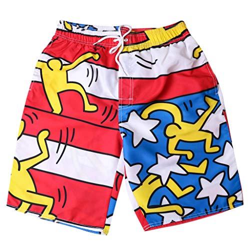Superman Twill Jacket - Simayixx Men Swimwear Shorts, T-Shirt Teen Boys Camo Trousers Beach Trunks Briefs Pants Printed Sleepwear Underwear