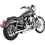 Vance-Hines-Straightshots-Chrome-Harley-Davidson-Sportster-2004-2013