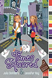 Times Squared (Trading Faces Book 3)