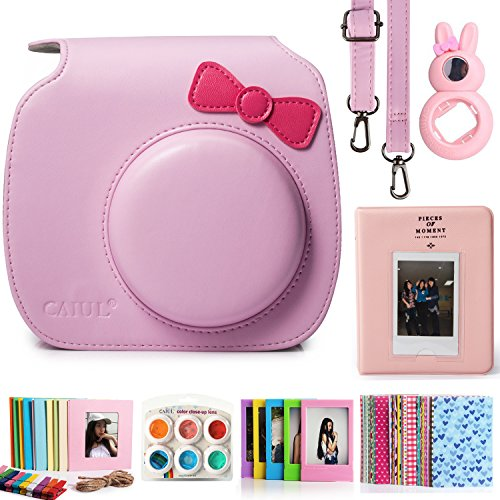 top 5 best fujifilm instax mini accessories pink,sale 2017,Top 5 Best fujifilm instax mini accessories pink for sale 2017,