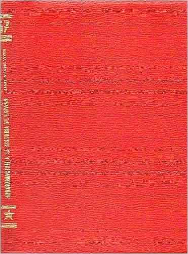 Aproximación a la historia de España. Prólogo de E. Giralt y Raventos.: Amazon.es: VIVES, Jaime Vicens.-: Libros