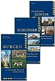 Burgen / Schlösser / Klöster: Buchpaket Imhof-Kulturgeschichte