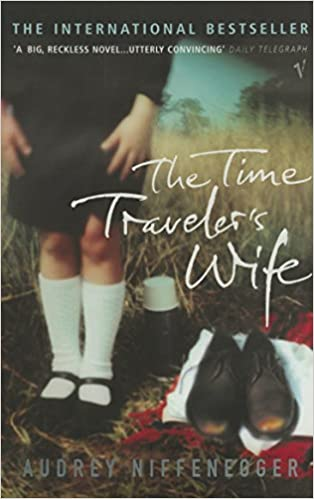 Image result for The Time Traveler's Wife by Audrey Niffenegger.