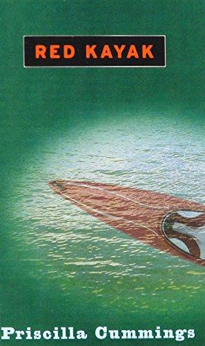 book cover of Red Kayak