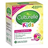 Culturelle Kids Packets Daily Probiotic Supplement 30 Each ( Pack of 10) For Sale