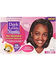 SoftSheen-Carson Dark and Lovely Beautiful Beginnings No-Mistake Smooth Relaxer, For Kids