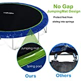 Zupapa 12 FT Trampoline for Kids with Safety