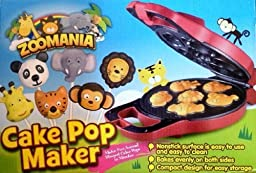 Zoomania Cake Pop Maker