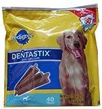 Pedigree DentaStix Oral Care New 40 treats **SUPER VALUE BAG**, My Pet Supplies