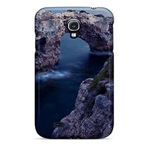 Awesome Design Cala Santanyi Hard Case Cover For Galaxy S4