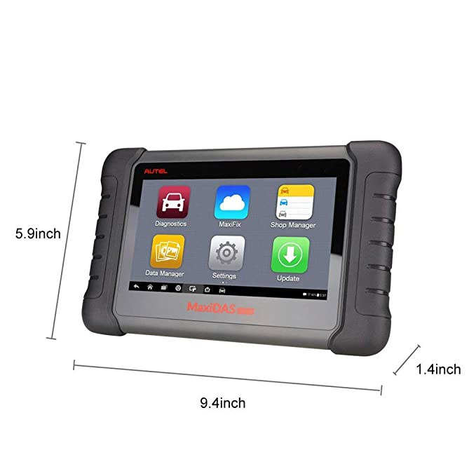 Reason For Too Much Pressure In The Gas Tank Autointhebox >> Amazon Com Autel Maxidas Ds808 Obd2 Diagnostic Scanner More