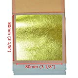 Edible Genuine Gold Leaf Sheets - by Barnabas