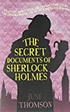 img - for The Secret Documents of Sherlock Holmes Paperback - October 15, 2014 book / textbook / text book