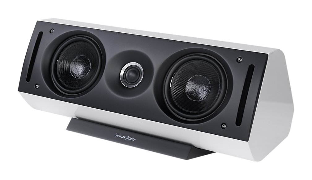 Sonus faber Venere Center Speaker (White): Amazon co uk: Hi