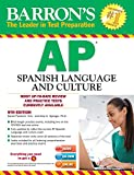 Barron's AP Spanish Language and Culture with MP3 CD & CD-ROM, 9th Edition