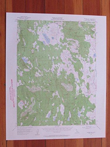 ia 1959 Original Vintage USGS Topo Map ()