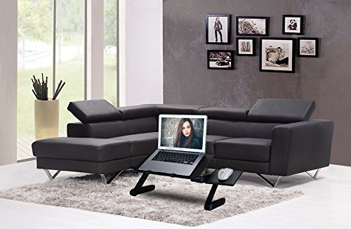 -[ Foldable Laptop Desk, Etpark Portable Laptop Desk Folding PC Desk Bed Sofa Laptop Stand Folding