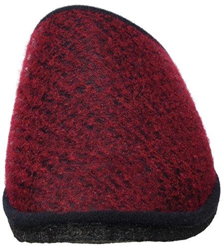 Kitz Rouge Leder Franzi Pichler Kitz Pichler Adulte Mixte Rot Pantoufles vqPvZa8r