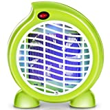 GAOLIIQN LED Household Mosquitto Killer, Bug Zapper, Pregnant Woman Baby No Radiation Mosquito Lamp, Green Ultra-quiet Professional Electronic Indoor Insect Killer, 70m2