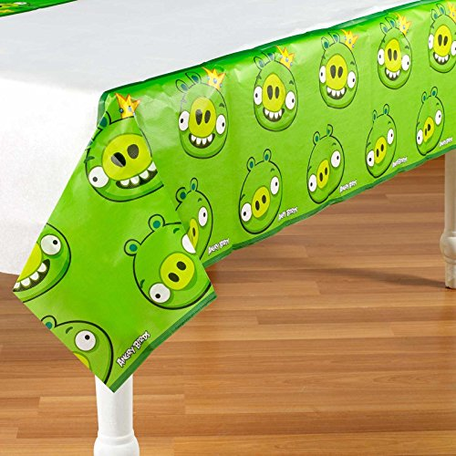 Angry Birds Paper Tablecloth - 54