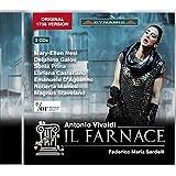 Vivaldi:Il Farnace [Mary-Ellen Nesi; Delphine Galou; Sonia Prina; Orchestra del Maggio Musicale Fiorentino; Dario Shikhmiri: Federico Maria Sardelli] [DYNAMIC: CDS7670/1-2]