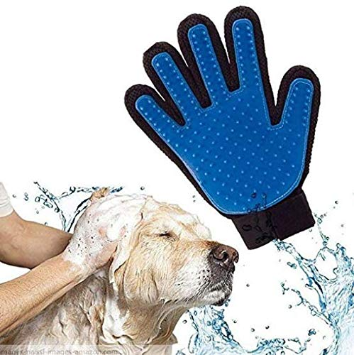 - Clean Pet As Seen On TV Pet Grooming Glove For Cats, Dogs, And Hairy Animals