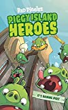Bad Piggies: Piggy Island Heroes