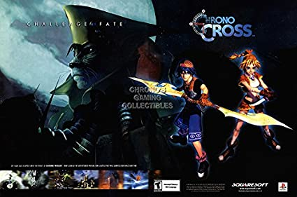 Amazon com: PremiumPrintsG - Chrono Cross Original