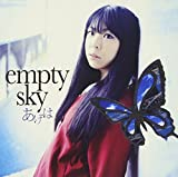 Empty Sky - Ageha [Japan CD] TKCA-73854