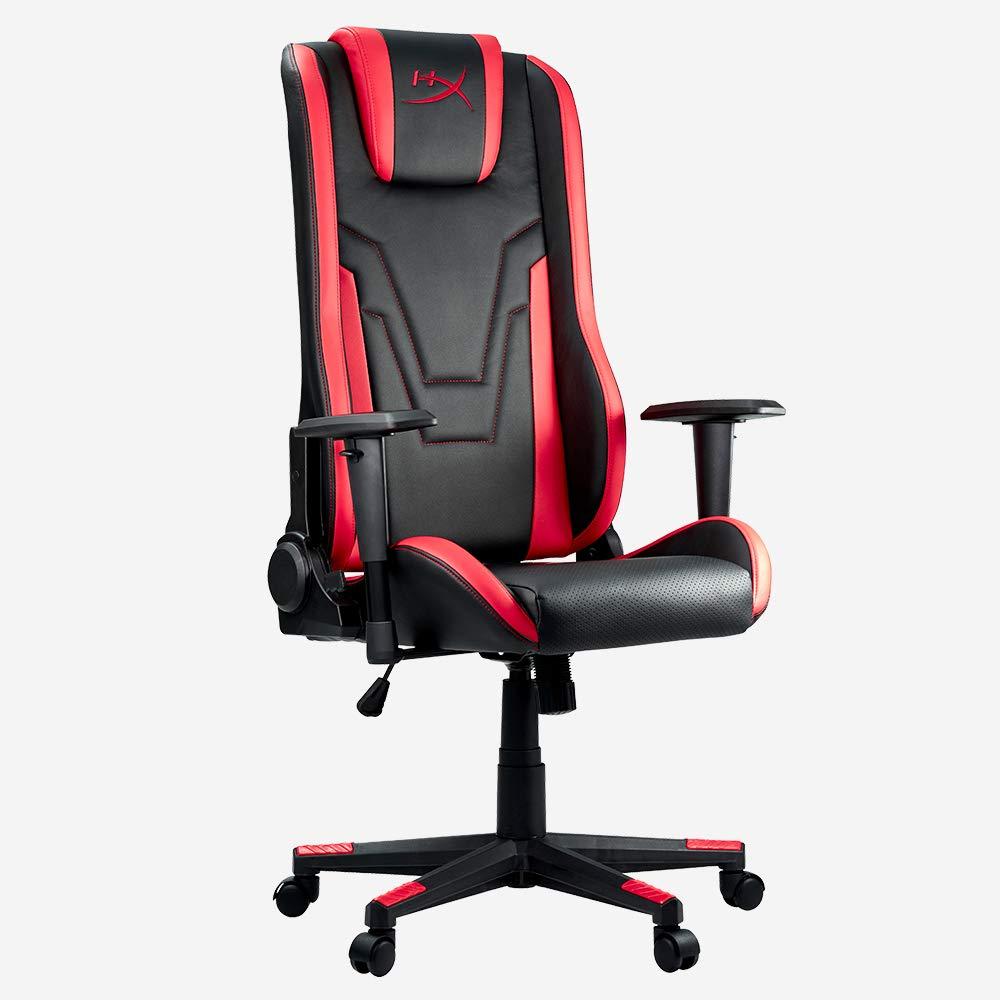 Negro Rojo HyperX Merch Silla Gaming Medium