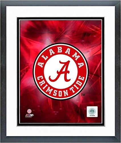【オープニング大セール】 Alabama 12.5 Crimson Tide NCAAチームロゴ写真(サイズ: 12.5 Tide CM CM x 15.5 CM )フレーム B01HQSNQSQ, YOUPLAN:0e832cb2 --- arianechie.dominiotemporario.com
