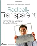 Radically Transparent, Andy Beal and Judy Strauss, 0470190825