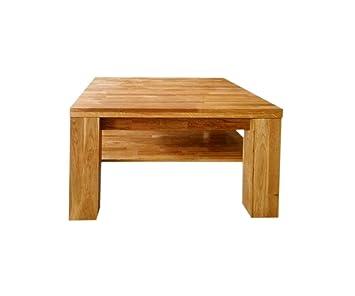 Sam Stilvoller Couchtisch Ancona 17020 Tisch In Wildeiche Massiv 80