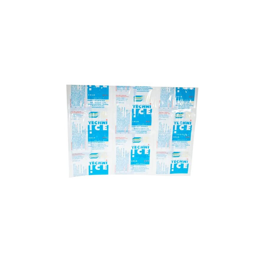 Techni Ice HDR 4 Ply Reusable Ice & Heat Packs 6 Sheet Special