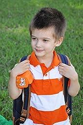AllerMates - Small Medicine Case: Orange