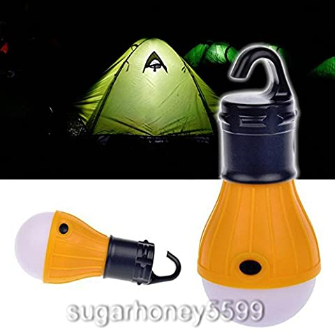 Multifunctional Camping Lamp Tent Light Lantern LED Portable with Hanging Hook Outdoor Camping - Ultra Pro Mini Helmet