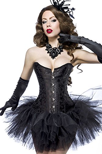 Corsage of Luxury & Good lingerie Black