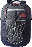 The North Face Women Borealis Backpack (Urban Navy Heather/Pink)