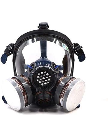 ST-S100-3 - Máscara de Gas con respirador de Cara Completa a Prueba