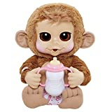 Animal Babies Deluxe Baby Chimpanzee Plush