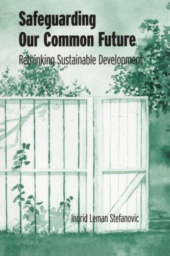 Safeguarding Our Common Future: Rethinking Sustainable Development (SUNY series in Environmental and Architectural Pheno