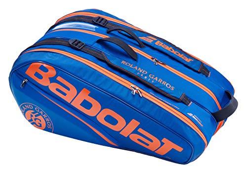 Babolat Roland Garros Pure Racket Holder x12 ()
