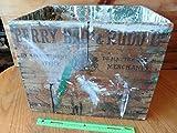 Crate Berry Bros & Rudd Ltd Wine Merchants Scotland Wooden shipping bottle box